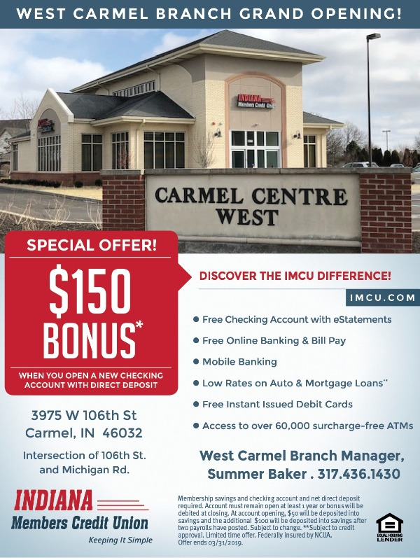 West Carmel Grand Opening